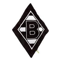 Borussia Mönchengladbach Kissen Plüschkissen 'Raute'