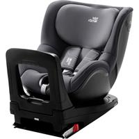 Britax Kindersitz Dualfix i-Size BR Storm Grey