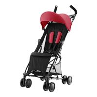 Britax Reisebuggy HOLIDAY Design 2018 Flame Red