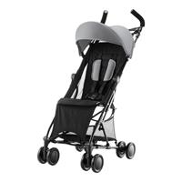 Britax Reisebuggy HOLIDAY Design 2018 Steel Grey
