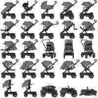 Britax Go Big Kinderwagen Funktionen