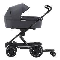 Britax Go Big 2 3in1 Kinderagen mit Stofttasche & GRATIS Babyschale schwarz/Cosmos Black
