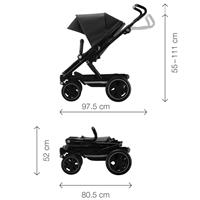 Britax Go Big2  mit Beindecke