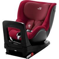 Britax Kindersitz Dualfix i-Size BR Flame Red