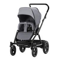 Britax Kombikinderwagen GO BIG2 Design 2019 Grey Melange / Black