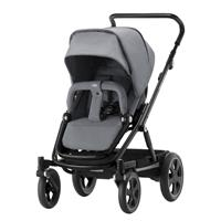 Britax Kombikinderwagen GO BIG2 Design 2019 Steel Grey