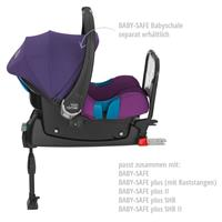 Isofix-Base für Baby-Safe, Baby-Safe plus und Baby-Safe plus SHR Babyschalen