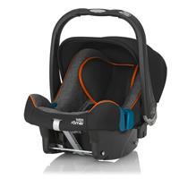 britax roemer babyschale baby safe plus SHR II black marble Detailansicht 01