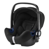 Britax Römer Comfort Plus Set: Kombikinderwagen Smile III, Baby-Safe 2 i-Size & Base Midnight Grey