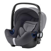 Britax Römer Comfort Set: Kombikinderwagen Smile III & Babyschale Baby-Safe 2 i-Size FrostGrey Black