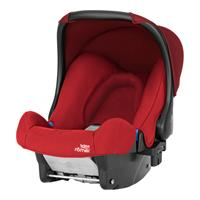 Britax Römer Babyschale BABY-SAFE Design 2018 Flame Red