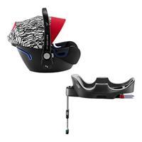 Britax Römer Baby-Safe i-Size Bundle + Base Design 2019 Letter Design