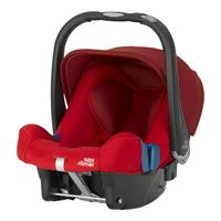 Britax Römer Babyschale Baby-Safe Plus SHR II Design 2018 Flame Red
