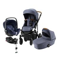 Britax Römer Smile III Comfort Plus Set Design Indigo Blue