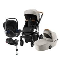 Britax Römer Smile III Comfort Plus Set Design Beige / Black