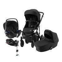 Britax Römer Smile III Comfort Plus Set Design Space Black