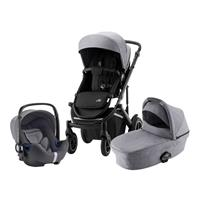 Britax Römer Smile III Comfort Set Design Frost Grey / Black