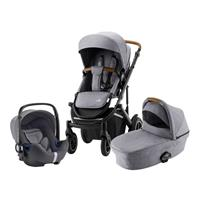 Britax Römer Smile III Comfort Set Design Frost Grey / Brown