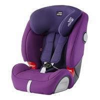 Britax Römer Kindersitz EVOLOVA 1-2-3 SL SICT Design 2017 Mineral Purple