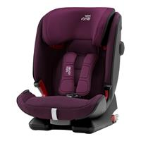 Britax Römer Kindersitz Advansafix IV R Design 2019 Burgundy Red