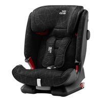 Britax Römer Kindersitz Advansafix IV R Design 2019 Crystal Black