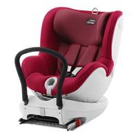 Britax Römer Kindersitz DUALFIX Design 2018 Flame Red