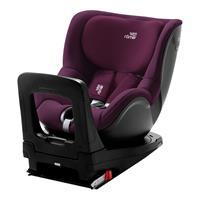 Britax Römer Kindersitz Dualfix M i-Size Design Burgundy Red