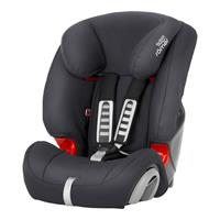 Britax Römer Kindersitz EVOLVA 1-2-3 Design 2020 Storm Grey