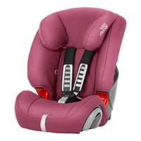 Britax Römer Kindersitz EVOLVA 1-2-3 Design 2020 Wine Rose