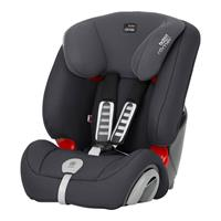 Britax Römer Kindersitz EVOLVA 1-2-3 PLUS Design 2017 Storm Grey