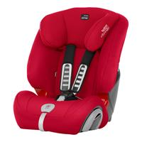 Britax Römer Kindersitz EVOLVA 1-2-3 PLUS Design 2020 Fire Red