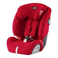 Britax Römer Kindersitz EVOLVA 1-2-3 SL SICT Design 2019 Fire Red