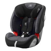 Britax Römer Kindersitz EVOLVA 1-2-3 SL SICT Design 2020 Graphite Marble