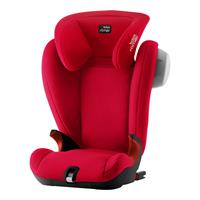 Britax Römer KIDFIX SL SICT Black Series Design 2019 Fire Red