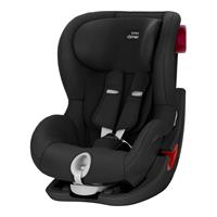 Britax Römer silla de coche KING II Black Series Design 2019