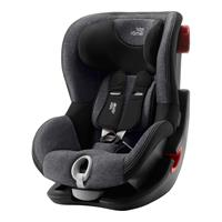 Britax Römer Kindersitz KING II Black Series Design 2020 Graphite Marble