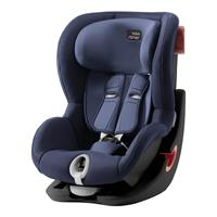 Britax Römer Kindersitz KING II Black Series Design Moonlight Blue