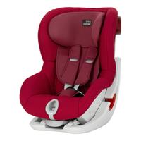 Britax Römer Kindersitz KING II Design 2018 Flame Red