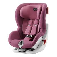 Britax Römer Kindersitz KING II Design 2018 Wine Rose
