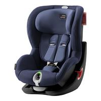Britax Römer Kindersitz KING II LS Black Series Black Series Design 2018 Moonlight Blue