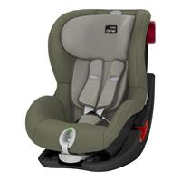 Britax Römer Kindersitz KING II LS Black Series Black Series Design 2018 Storm Grey