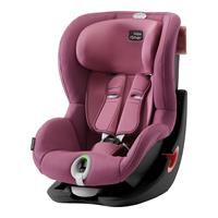 Britax Römer Kindersitz KING II LS Black Series Black Series Design 2018 Wine Rose