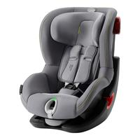 Britax Römer Kindersitz King II LS Black Series Design 2020 Cool Flow Silver