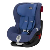 Britax Römer Kindersitz KING II LS Black Series Design Ocean Blue