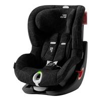 Britax Römer Kindersitz King II LS Black Series Design 2019 Crystal Black