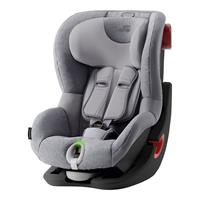 Britax Römer Kindersitz King II LS Black Series Design 2019 Grey Marble