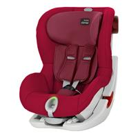Britax Römer Kindersitz KING II LS Design 2018 Flame Red