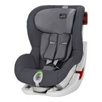 Britax Römer Kindersitz KING II LS Design 2018 Storm Grey