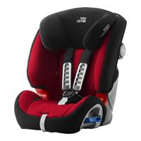 Britax Römer Kindersitz Multi-Tech III Design 2018 Flame Red
