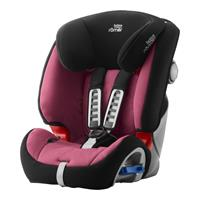 Britax Römer Kindersitz Multi-Tech III Design 2018 Wine Rose